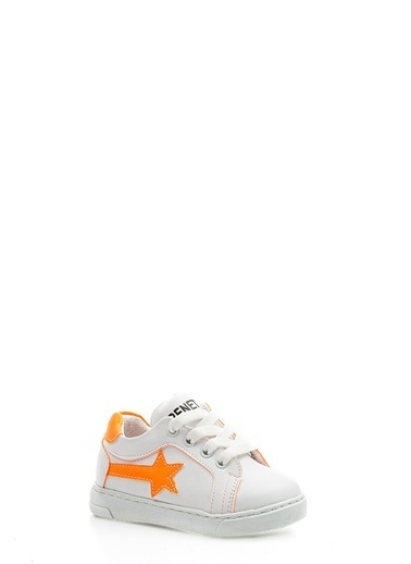 Benetton Bn1018 Çocuk Spor Ayakkabı Oranj